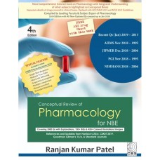 Complete Review of Pharmacology for Nbe 4rd edition 2019