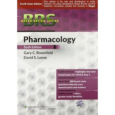 BRS Pharmacology With Point Access Codes by Gary C. Rosenfeld, David S. Loose 6th edition