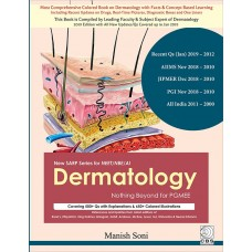 DERMATOLOGY NOTHING BEYOND FOR PGMEE (NEW SARP SERIES FOR NEET/NBE/AI)