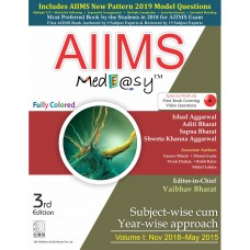 AIIMs Medeasy-Volume-I  Nov. 2018 to May 2015