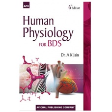 Human Physiology for BDS;6th Edition 2019 By AK Jain