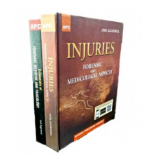 Injuries Forensic And Medicolegal Aspects With (Free Copy of) Essentials Of Forensic Medicine And Toxicology By Anil Aggarwal