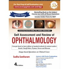 Self Assessment and Review of Ophthalmology 4th Edition 2019 by Sudha Seetharam
