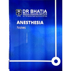 Anaesthesia Bhatia Notes 2019-20