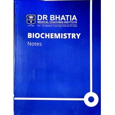 Biochemistry Bhatia Notes 2019-20