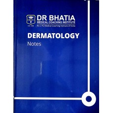Dermatology Bhatia Notes 2019-20