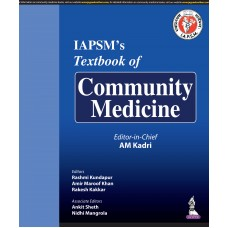 IAPSM's Textbook of Community Medicine