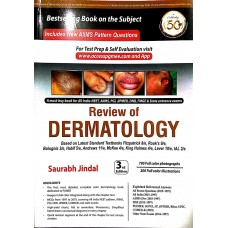 Review of Dermatology 3rd edition