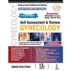 Self-Assessment & Review Gynecology 13th edition 2020 Sakshi Arora Hans