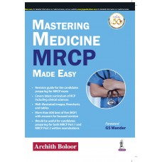 Mastering MRCP Made Easy;1st Edition 2020 By Archith Baloor