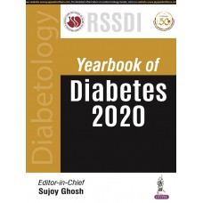 RSSDI Yearbook of Diabetes 2020;1st Edition 2021 By Sujoy Ghosh