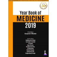 Year Book of MEDICINE 2019 1st Edition 2020 By Gurpreet S Wander