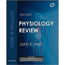 Guyton Hall Physiology Review 3rd Edition 2015 By John E Hall