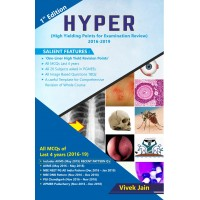 Hyper (High Yielding Points For Examination Review) 1st 2016-2019 by Vivek Jain