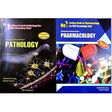 Combo Pack of Examination Review Series-Pathology Pharmacology by Dr.Gobind Rai Garg & Dr.Sparsh Gupta