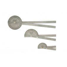 Stainless Steel Goniometer Set Of (3pc)