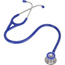 SKY-TONE Stethoscope Classic II With Imported Diaphragm Blue Tube