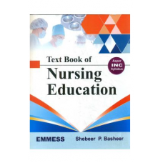 Textbook of Nursing Education;1st Edition 2015 By Shebeer P.Basheer