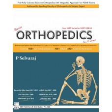 Revise Orthopedics in 10 days 1st Edition 2017 by P Selvaraj
