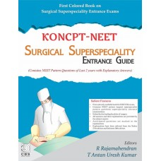 KONCPT-NEET Surgical Superspeciality Entrance Guide