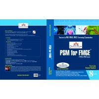PSM FOR FMGE SCREENING EXAMINATION 8TH EDITION 2018 BY VIVEK JAIN
