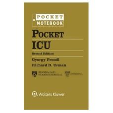 Pocket ICU;2nd Edition 2017 By Richard D.Urman