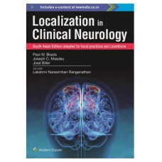 Localization in Clinical Neurology;8th Edition 2020 by Paul W Brazis & Lakshmi Narasimhan Ranganathan