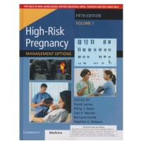 High Risk Pregnancy Management Options;5th Edition 2018 (2 Volume Set) By David James
