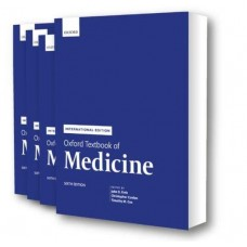Oxford Textbook of Medicine(4 Vol Set);6th Edition 2020 (I.E)  By Firth J.D