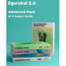 All subjects E-Gurukul 2.0 (Advanced Pack) Colored Notes 2021-22