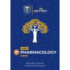 Pharmacology LMRP Notes 2020-21
