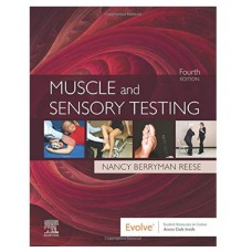 Muscle and Sensory Testing (With Access Code);4th Edition 2020 By Nancy Berryman Reese
