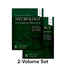 Bradley And Daroff's Neurology In Clinical Practice (2 Volume Set);8th Edition 2021 By Joseph Jankovic