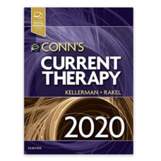 Conn's Current Therapy;1st Edition 2020 By Rick D. Kellerman
