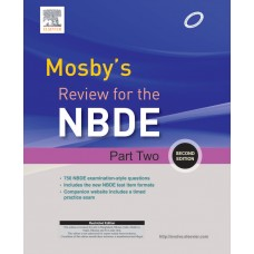 Mosby's Review for the NBDE (Part-2),2nd Edition 2014 By Mosby