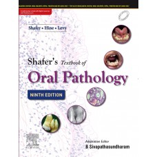 Shafer's Textbook Of Oral Pathology 9th Edition 2020 By B Sivapathasundharam