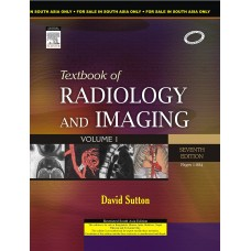 Textbook of Radiology and Imaging (2 Volume set) 7th edition by David Sutton