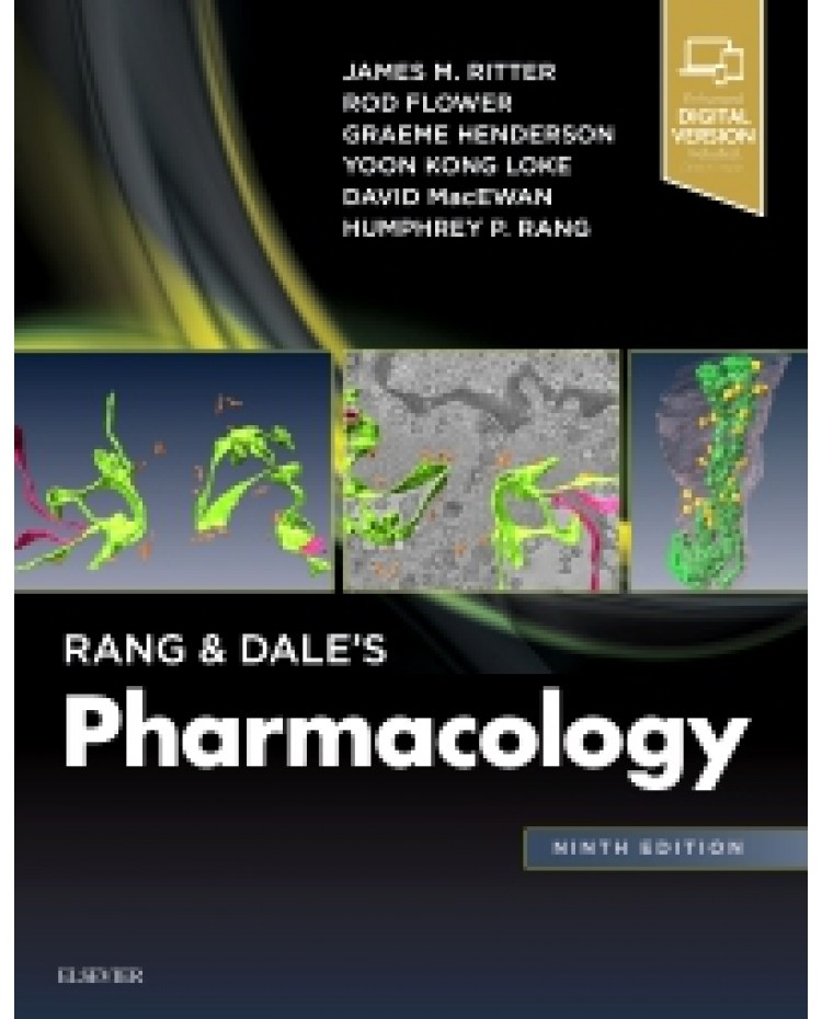 Rang & Dale's Pharmacology 9th Edition