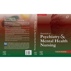 Essentials of Psychiatry and Mental Health Nursing; 1st Edition 2020 By Rajesh Kumar