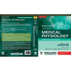 Guyton & Hall Textbook Of Medical Physiology:3rd South Asia Edition 2020 By Hall (Pre-Order Booking)