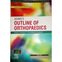"Adam""s Outilne Of Orthopaedics 14th Edition 2020 By David L. Hamblen A.Hamish R.W. Simpson"