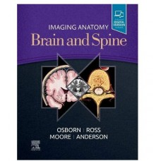 Imaging Anatomy Brain and Spine-1st Edition 2020 By G. Osborn