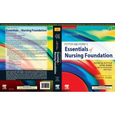Potter and Perry's Fundamentals of Nursing,; South Asia Edition 2021 by Suresh Sharma, Patricia Potter & Anne Perry