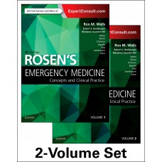Rosen's Emergency Medicine: Concepts and Clinical Practice(2-Volume Set); 9th Edition 2017 By Walls