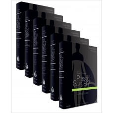 Plastic Surgery (6-Volume Set); 4th Edition 2017 By Peter C. Neligan