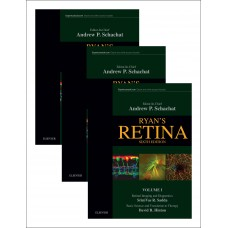 Ryan's Retina: 3 Volume Set 6th Edition 2017 By Andrew P. Schachat Charles P. Wilkinson