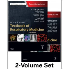 Murray and Nadels Textbook of Respiratory Medicine (2 Volume set) 6th edition 2015 by Broaddus
