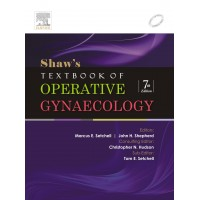 Shaw's Textbook of Operative Gynaecology;7th Edition 2013 By Setchell