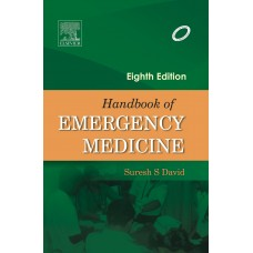 Handbook of Emergency Medicine 8th Edition 2019 By Suresh S. David