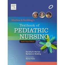 Marlow's Textbook of Pediatric Nursing(Adapted for South Asian Edition); 2013 By  Marlow/Kalia